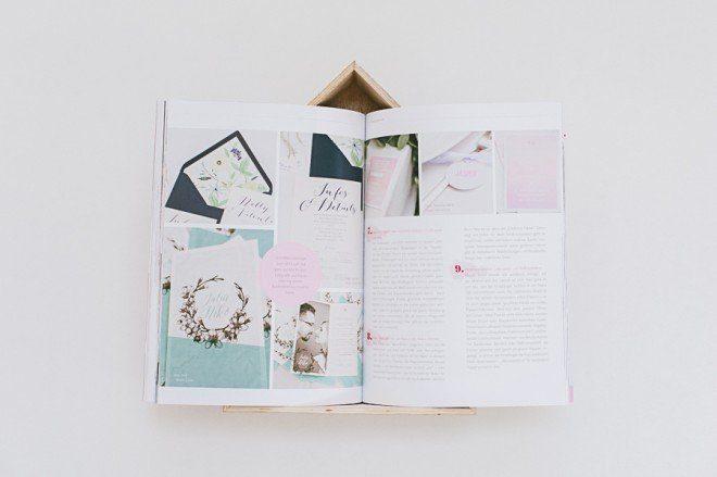 Trends in der Hochzeitspapeterie: Frl, K Magazin Aus Liebe zum Papier