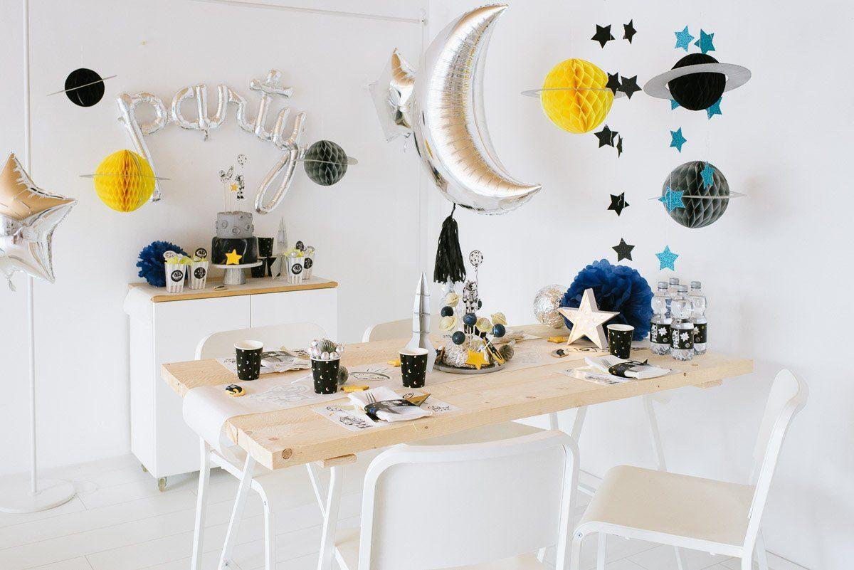 Beam Me Up Astronauten Und Weltraum Kindergeburtstag Fraulein K