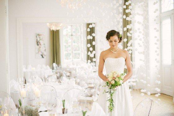 Kommt mit auf Wolke 7! Ein klassisches Hochzeitsträumchen und eine Mini-Preview in das neue Frl. K Hochzeitsbilderbuch.