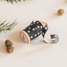 geschenkband-schwarz-mit-sternen-1
