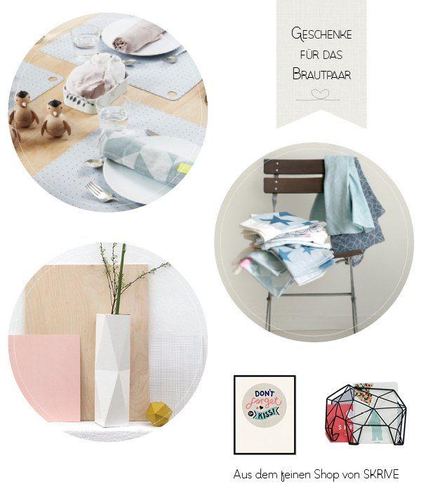 geschenke f r das brautpaar hochzeitsblog fr ulein k sagt ja partyshop. Black Bedroom Furniture Sets. Home Design Ideas