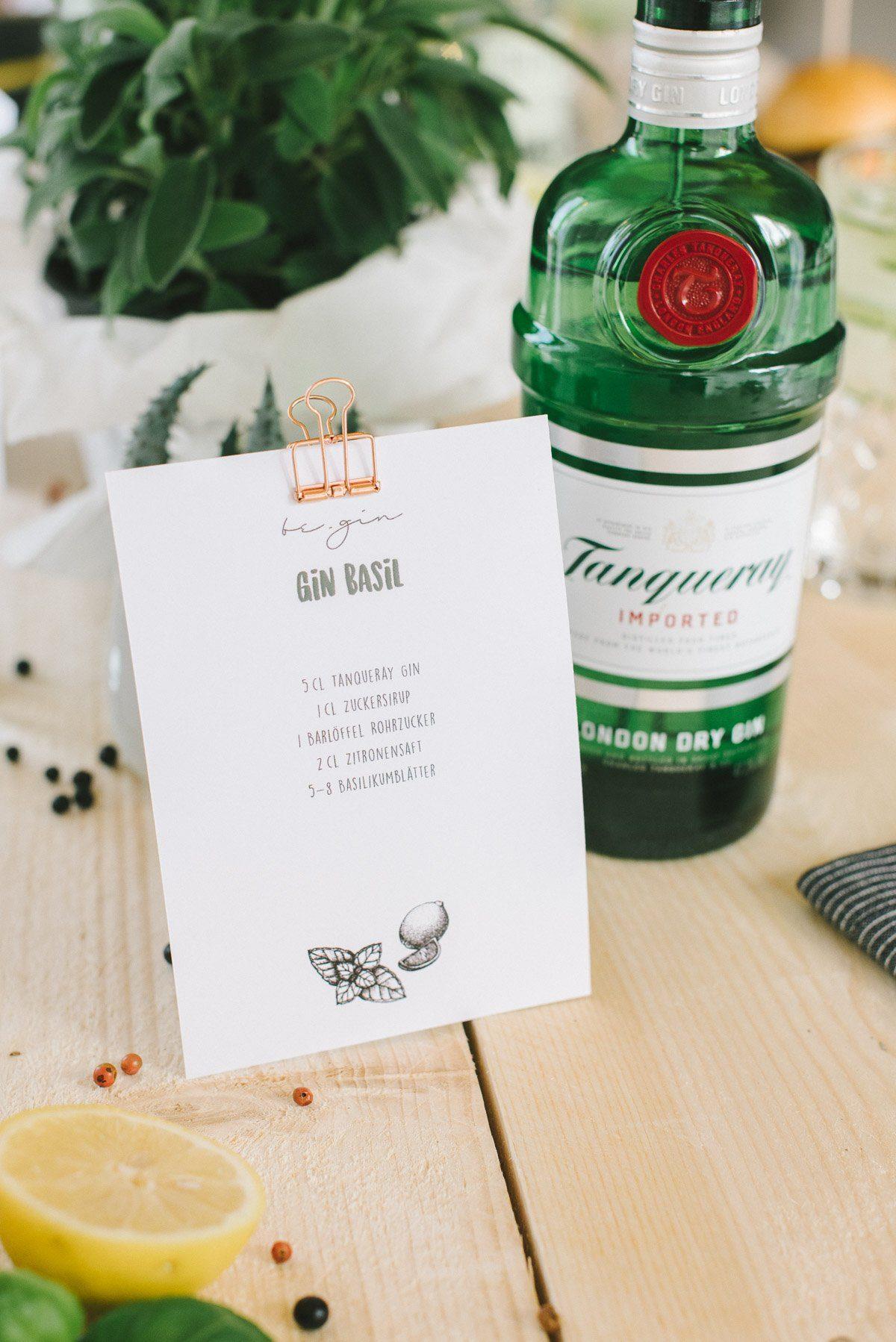 Rezept Gin Cocktail