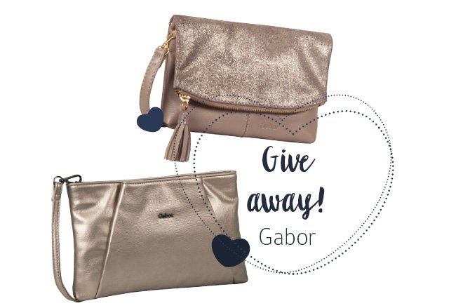 Give Away Gabor Tasche