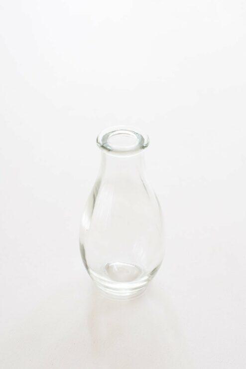 Günstige Glasvasen für die Hochzeitsdekoration