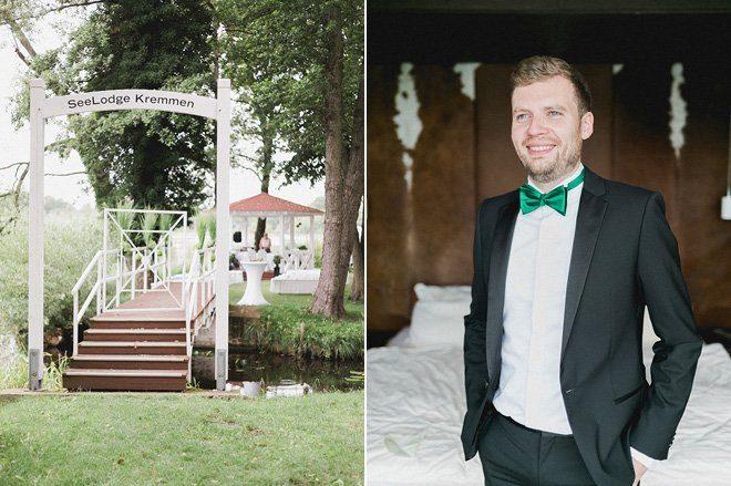 Grüne Hochzeit bei Berlin von Mister and Misses Do10