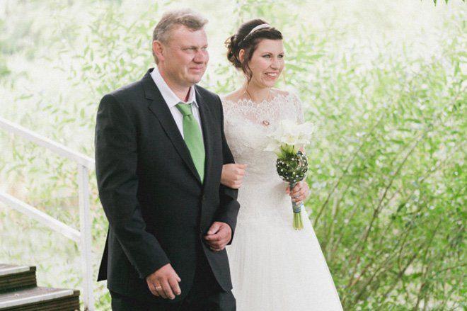 Grüne Hochzeit bei Berlin von Mister and Misses Do15
