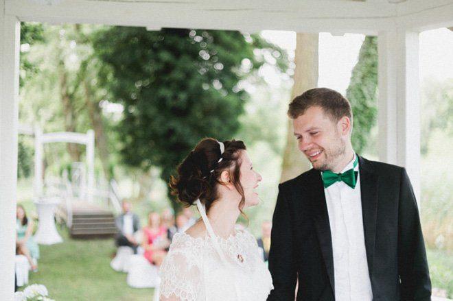 Grüne Hochzeit bei Berlin von Mister and Misses Do17
