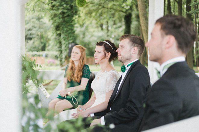 Grüne Hochzeit bei Berlin von Mister and Misses Do18