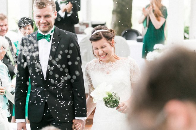 Grüne Hochzeit bei Berlin von Mister and Misses Do20