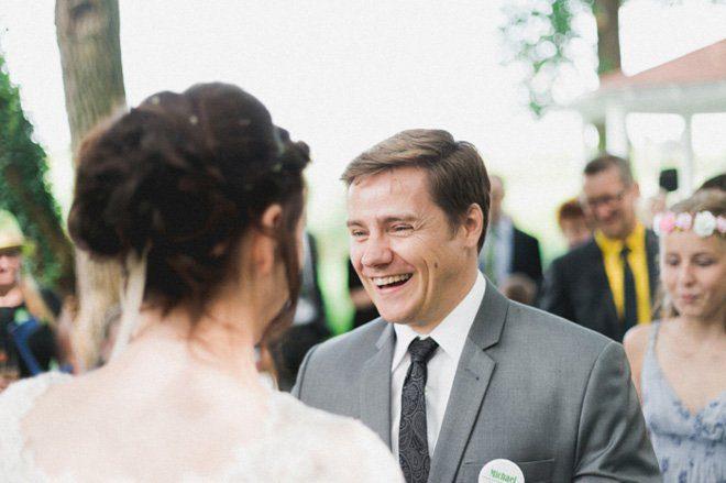 Grüne Hochzeit bei Berlin von Mister and Misses Do21