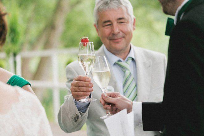 Grüne Hochzeit bei Berlin von Mister and Misses Do22