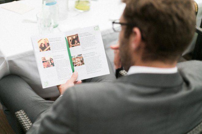 Grüne Hochzeit bei Berlin von Mister and Misses Do25
