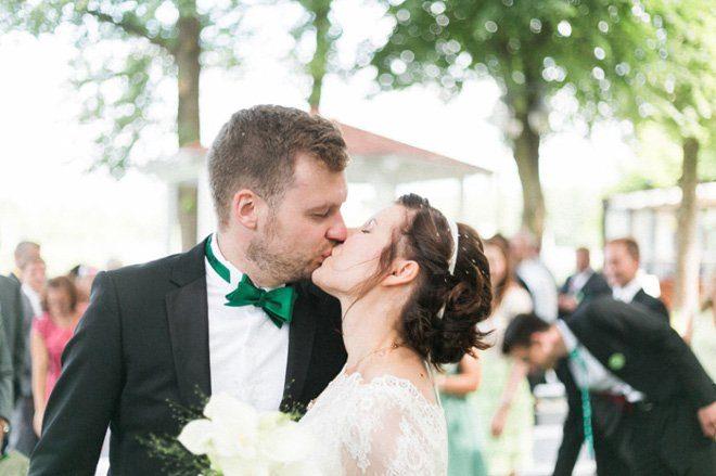 Grüne Hochzeit bei Berlin von Mister and Misses Do27