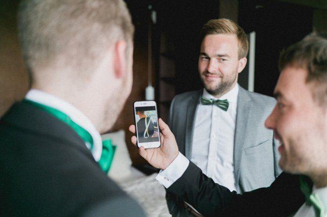 Grüne Hochzeit bei Berlin von Mister and Misses Do9