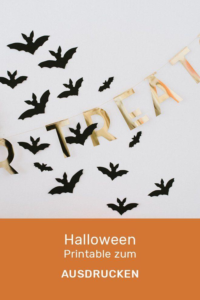 Fein Spaß Halloween Ausdrucke 2 Bilder - Ideen färben - blsbooks.com