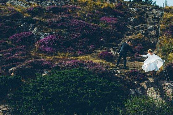 Danach ist auch schön. Ein After Wedding Shooting in Schweden von Le Hai Linh Photography
