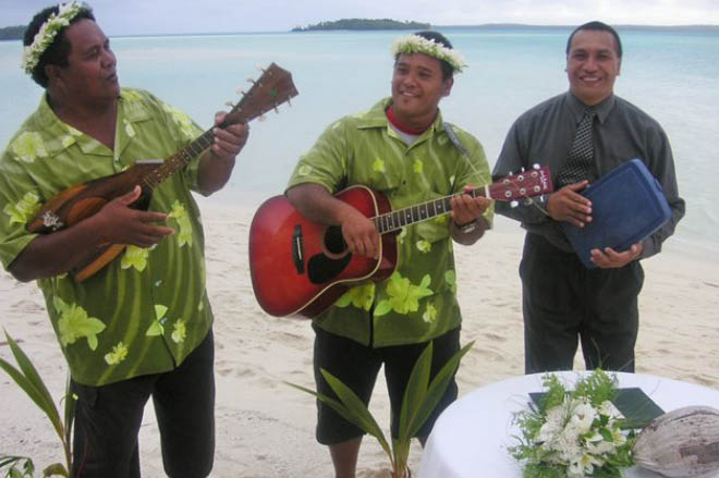 Heiraten auf den Cook Islands2