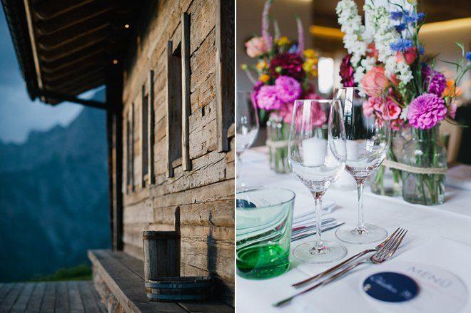 Heiraten auf der Alm und in den Bergen Locationstipps