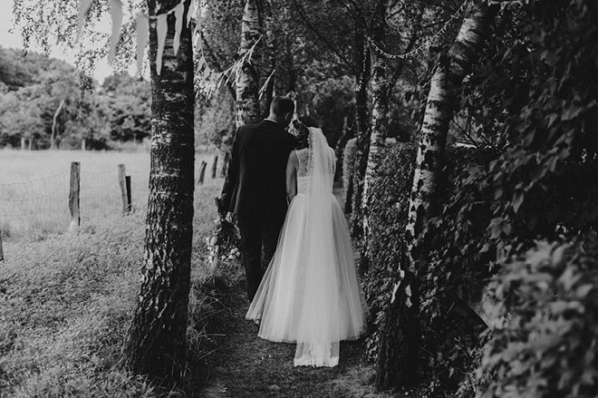 Hochzeit Im Eignen Garten Feiern - Tipps Vom Brautpaar ... Open Air Kino Garten Selber Machen