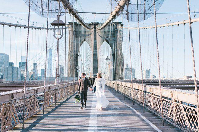 Heiraten in New York - Portraits und standesamtliche Trauung in Brookly by Katja Heil Fotografie1510