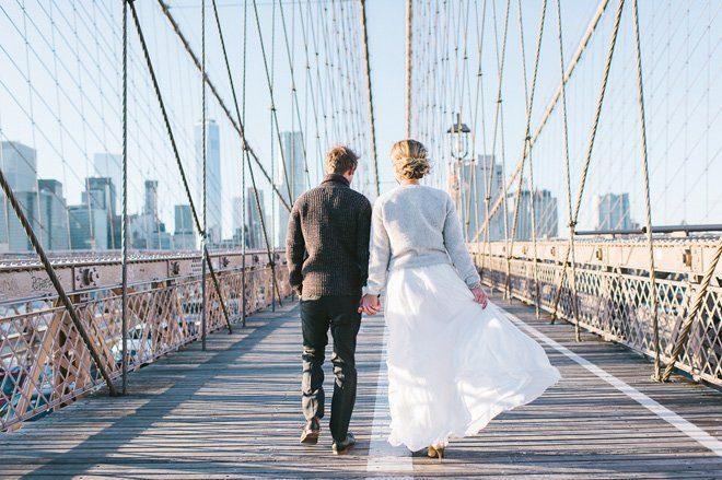 Heiraten in New York - Portraits und standesamtliche Trauung in Brookly by Katja Heil Fotografie1513