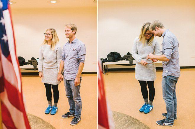 Heiraten in New York - Portraits und standesamtliche Trauung in Brookly by Katja Heil Fotografie1520