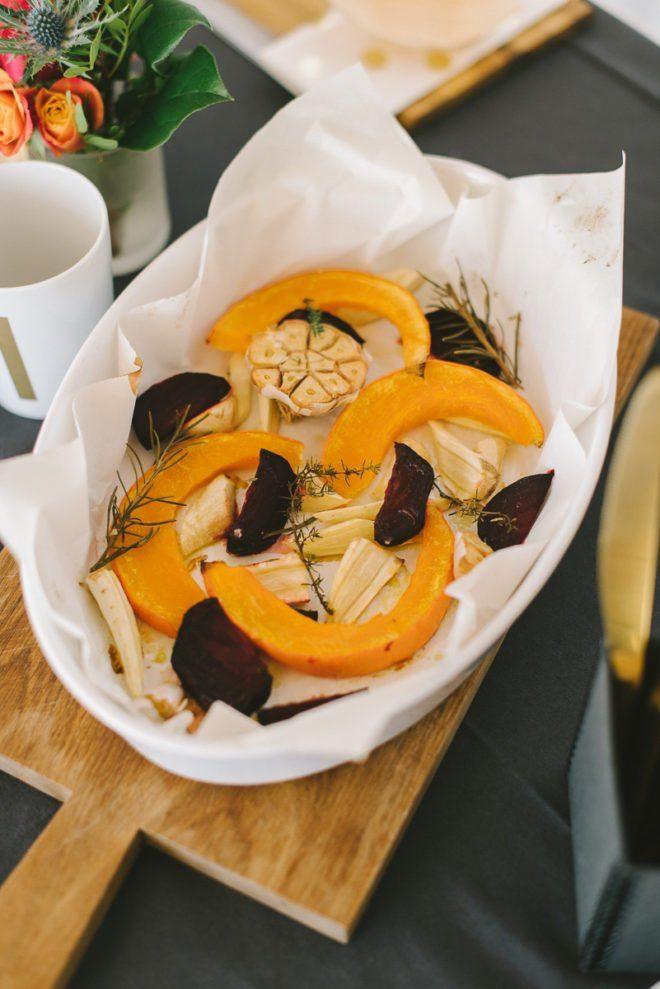 Rezept Ofengemüse Herbst