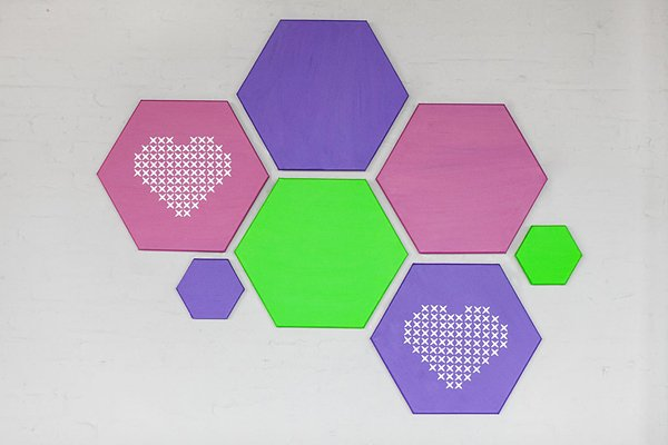Hexagonliebe40