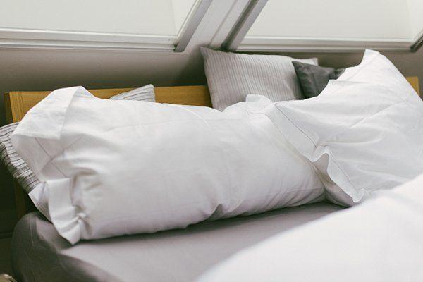 Hochwertige Bettwäsche mit Moniogramm von Belsonno3