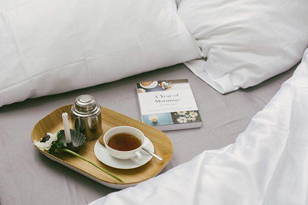 Hochwertige Bettwäsche mit Moniogramm von Belsonno4