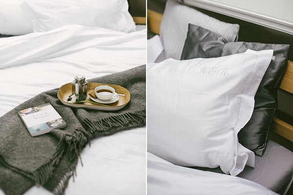 Hochwertige Bettwäsche mit Moniogramm von Belsonno8