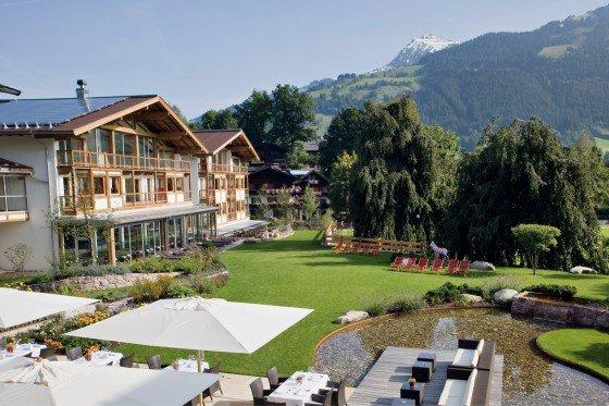 Der Traum von der Hochzeit in den Bergen wird im Kitzhof wahr
