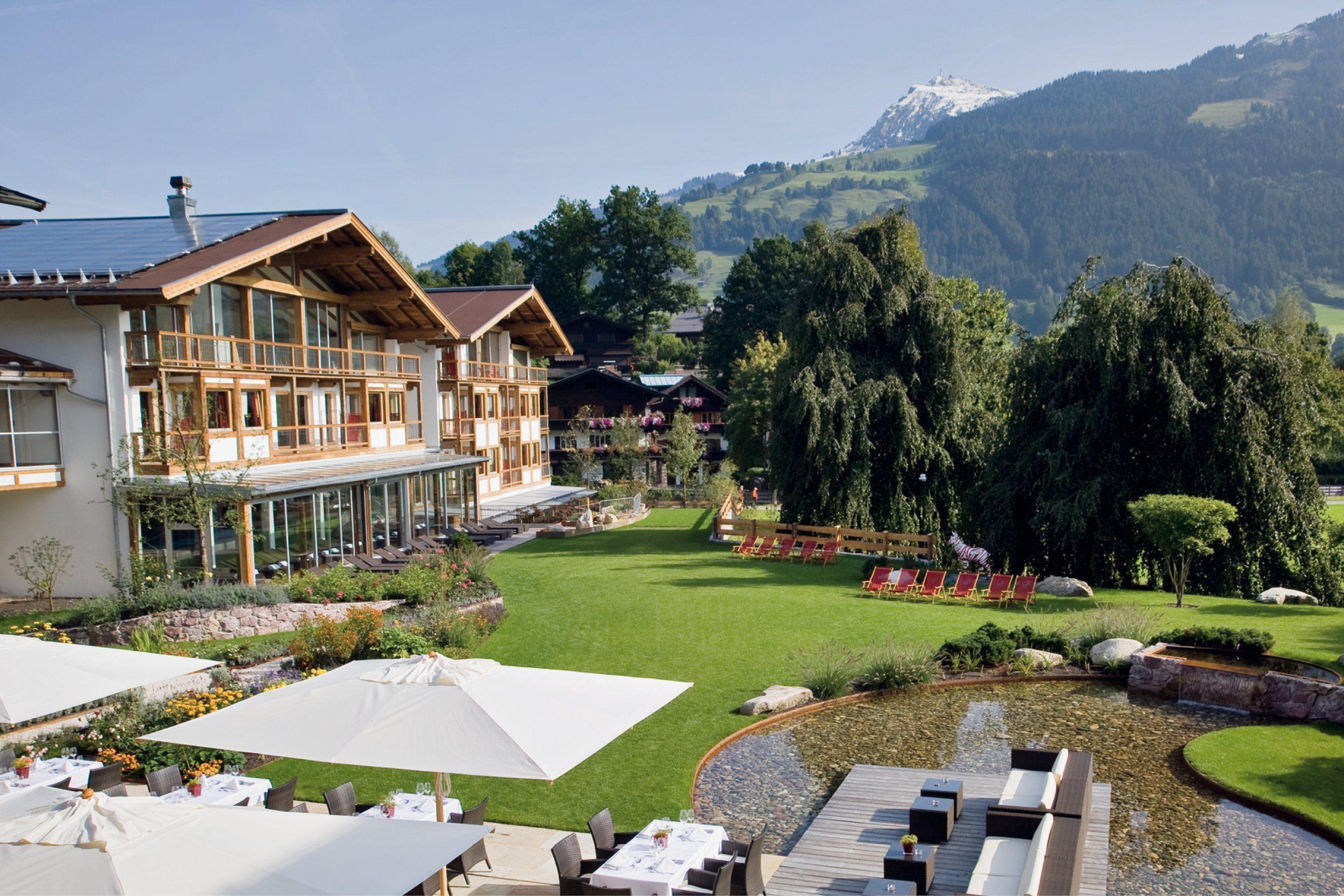 Hochzeit Kitzhof Kitzbühel Österreich