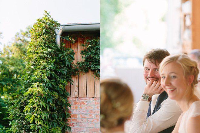 Hochzeit auf dem Bauernhof - Natürliche Hochzeit fotografiert von Aline Lange14
