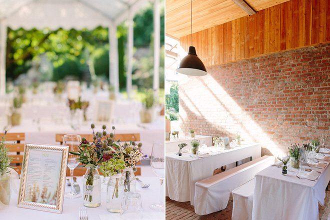 Hochzeit auf dem Bauernhof - Natürliche Hochzeit fotografiert von Aline Lange8