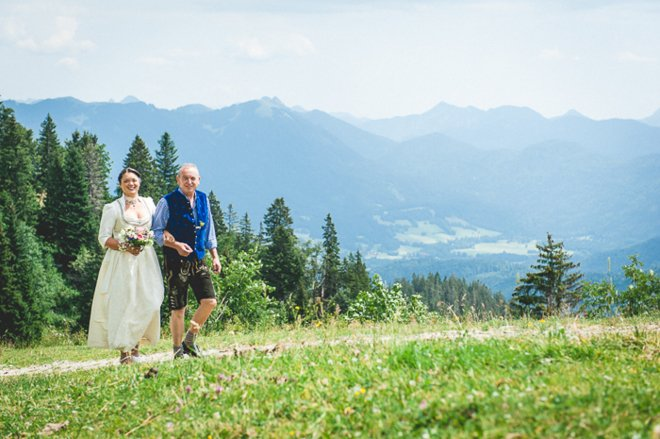 Hochzeit auf der Alm von Denise Stock Fotograpfie17
