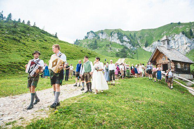 Hochzeit auf der Alm von Denise Stock Fotograpfie22