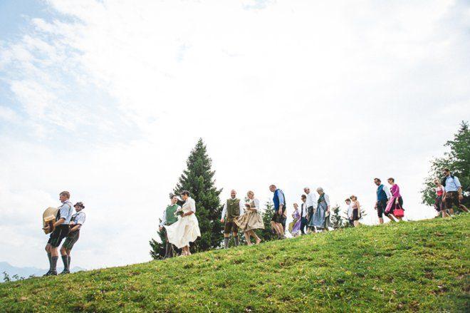 Hochzeit auf der Alm von Denise Stock Fotograpfie24