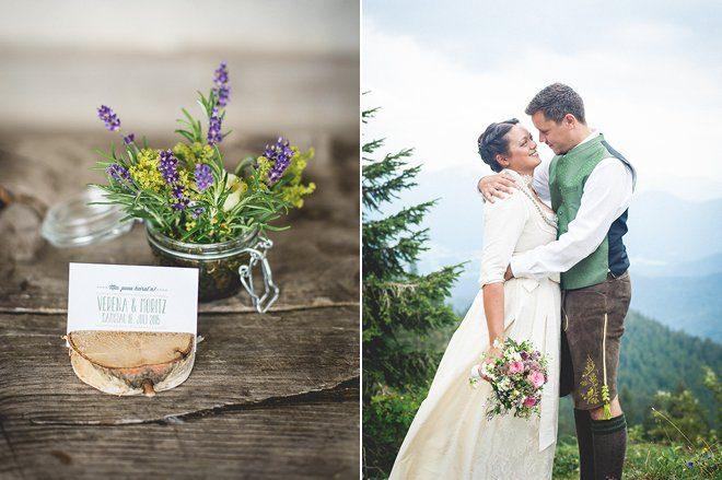 Hochzeit auf der Alm von Denise Stock Fotograpfie27