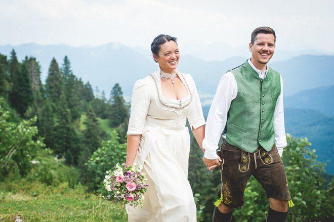 Hochzeit auf der Alm von Denise Stock Fotograpfie29