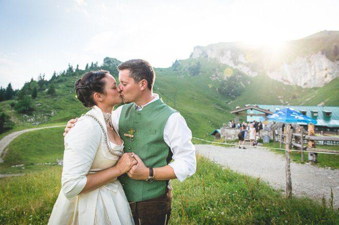 Hochzeit auf der Alm von Denise Stock Fotograpfie37