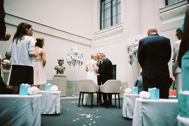 Hochzeit im Bayr. Nationalmuseum München von Birgit Hart Photography11