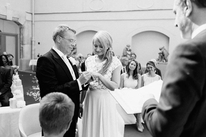 Hochzeit im Bayr. Nationalmuseum München von Birgit Hart Photography14