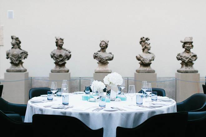 Hochzeit im Bayr. Nationalmuseum München von Birgit Hart Photography23