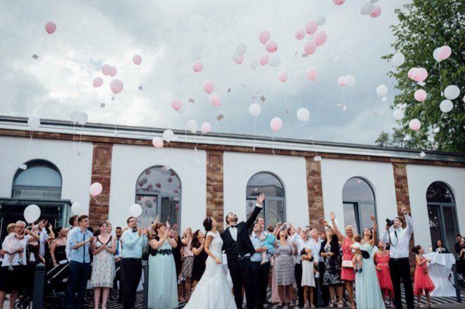Hochzeit im Luminanz Saarbrücken - Schneiders Family Business24