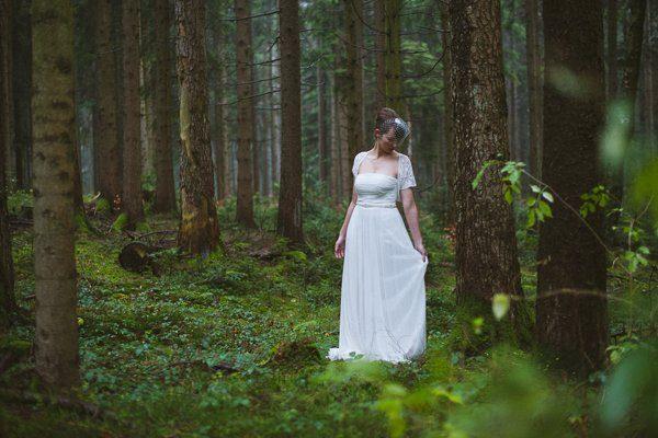 Hochzeit im Winter mit Gold und Glitzer von Fraeulein K sagt Ja 18
