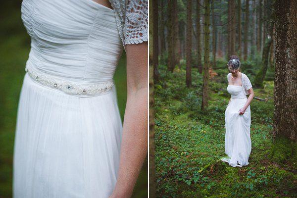 Hochzeit im Winter mit Gold und Glitzer von Fraeulein K sagt Ja 19
