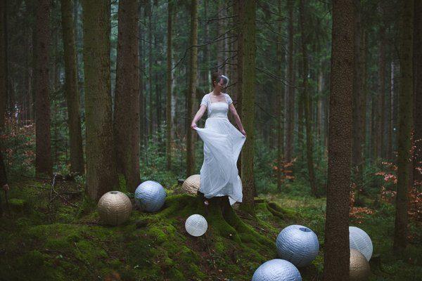 Hochzeit im Winter mit Gold und Glitzer von Fraeulein K sagt Ja 23