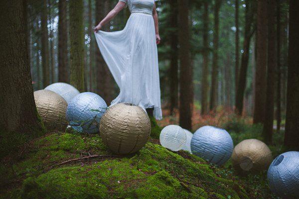 Hochzeit im Winter mit Gold und Glitzer von Fraeulein K sagt Ja 26