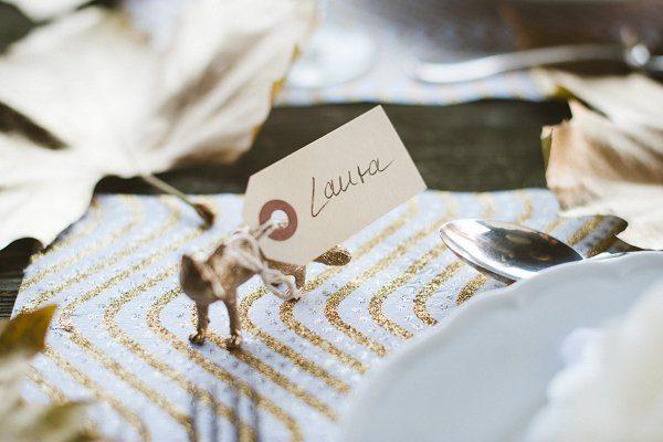 Hochzeit im Winter mit Gold und Glitzer von Fraeulein K sagt Ja 7
